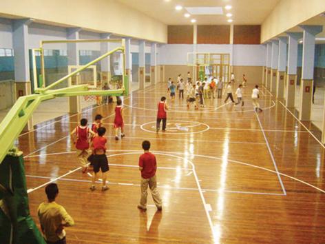 室内体育馆